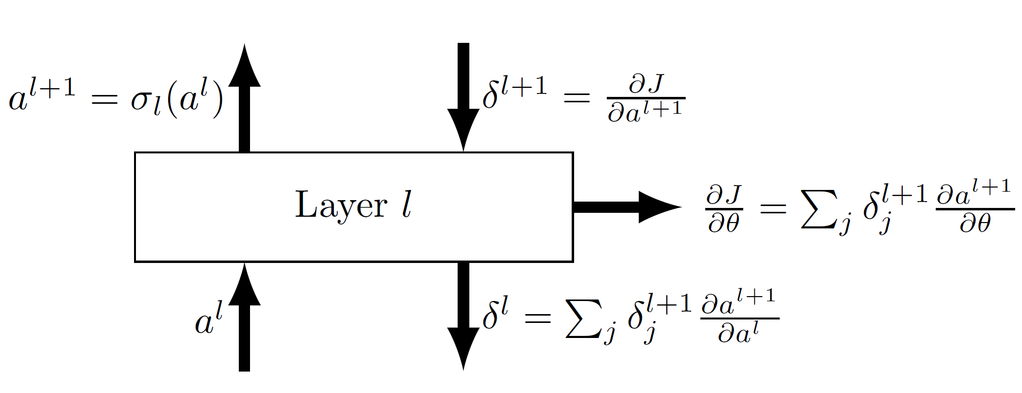 Backpropagation in Artificial Neural Networks